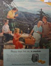 Kodak Instamatic Camera 1966 Ad