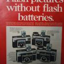 Kodak Instamatic X 15 Camera 1970 Ad