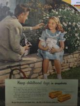 Kodak Verichrome Film 1949 Ad.
