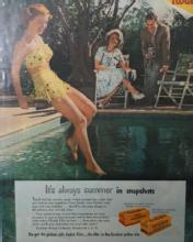 Kodak Kodacholor film 1949 Ad