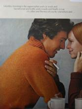 L And M Cigarette 1970 Ad.