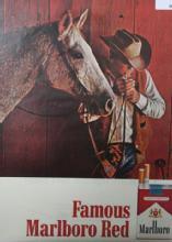 Marlboro Red Cigarettes 1966 Ad