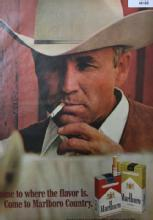 Marlboro Red And Longhorn 100s 1970 Cigarettes Ad