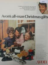 Avon All Man Gifts 1970 Ad.