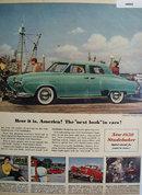 Studebaker Next Look 1949 Ad