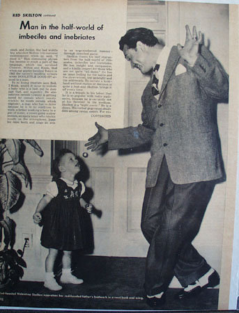 Red Skelton Part 2 by Leo Rosten 1951 Article
