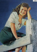 Shirlely Temple Comeback At 17 1945 Article