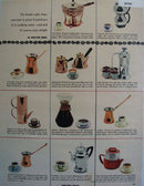 Walter Ross Coffee And Coffee Pot 1953 Article
