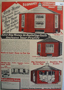 Economy Housing Co. Brooder House 1930 Ad