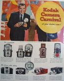 Kodak Camera Carnival 1958 Ad