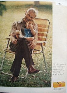 Kodak Film 1972 Ad
