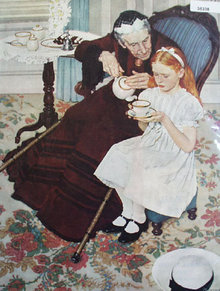 Norman Rockwell 1940 Picture