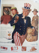 Swift and Company Meat 1945 Ad