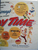 Disneys Melody Time Movie Ad 1948