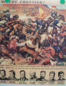 Fort Apache Movie Ad 1948