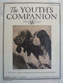 The Youths Companion Magazine Cover 1925