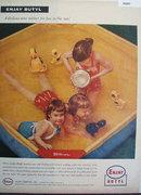 Enjay Butyl Rubber 1956 Ad