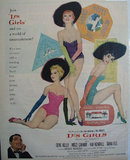 Les Girls Movie 1957 Ad