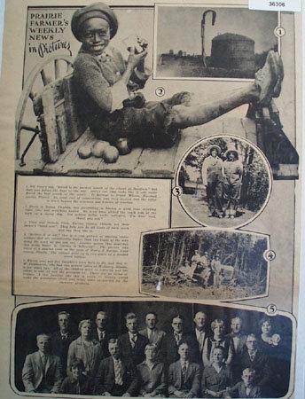 Prairie Farmers Weekly News in Pictures 1931