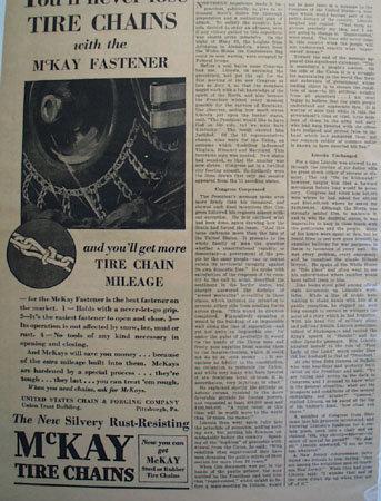 Prairie Farmer Prairie President 1930 Article