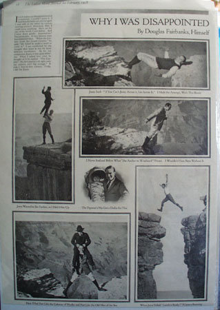 The Grand Canyon 1918 Article