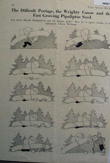 Cartoon by Guluyas Williams 1926 Cartoon