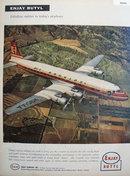 Enjay Butyl Co. 1956 Ad