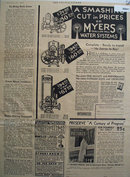 Order By Mail 1934 Ad