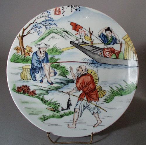 Schwatzenbach, Bavaria Collector Plate