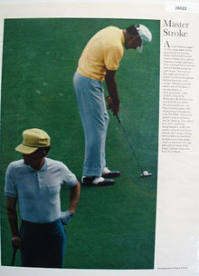 Golf Clothes By McGregor And Catalina 1965 Ad