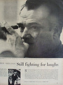 Red Skelton 1957 Article And Pictures