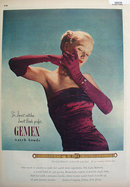 Gemex Watch Bands 1947 Ad