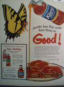 Corn Products Co. Karo Syrup 1959 Ad