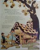 California Raisin Advisory Board 1959 Ad