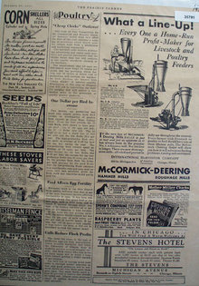 Order By Mail Farm And Garden 1934 Ad