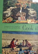 Outdoor Cooking 1949 Picture Article