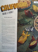 California Supper By Ann Batchelder 1939 Article