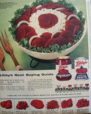 Libbys Sliced Red Beets 1957 Ad