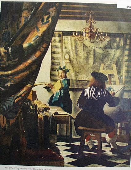 The Artist In His Studio 1958 Picture