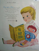 Bell Telephone System Dolly Phone 1956 Ad