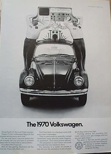 1970 Volkswagen Bug Introduces Diagnosis