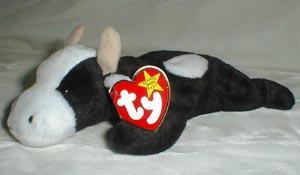 TY Beanie Baby, Daisy Cow