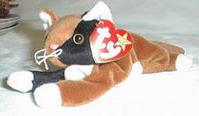 TY Beanie Baby, Chip Cat