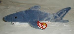 TY Beanie Baby, Crunch Shark