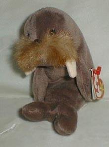TY Beanie Baby, Jolly Walrus