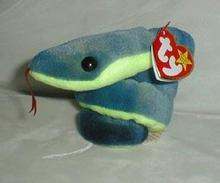 TY Beanie Baby, Hissy snake