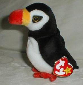 TY Beanie Baby, Puffer Puffin