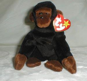 TY Beanie Baby,Congo Guerilla