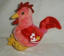 Ty Beanie Baby, Strut Rooster