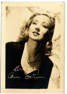 Photo of Ann Sothern,